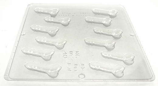 Tiny Pecker Chocolate Candy Mold