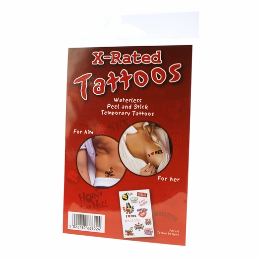 X-Rated Tattoos