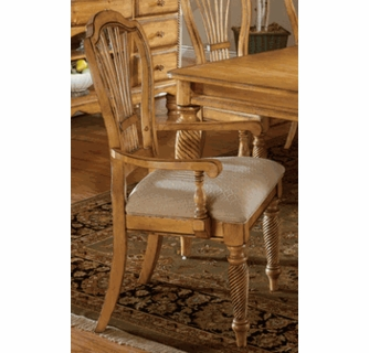 Dining Chairs With Arms Antique Pine