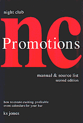 NightClub Promotions - Manual & Source List