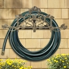 Vine and Trellis Garden Hose Holder