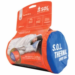 Click to enlarge image of Adventure Medical Kits SOL Thermal Bivvy Sack