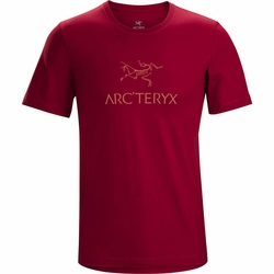 Click to enlarge image of ARC'TERYX Arc'word SS T-Shirt (Men's)