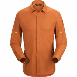 Click to enlarge image of ARC'TERYX Elaho LS Shirt (Men's)