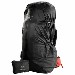 Click to enlarge image of ARC'TERYX Pack Shelter Backpack Rain Cover
