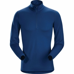 Click to enlarge image of ARC'TERYX Phase AR Zip Neck LS (Men's)