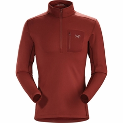 Click to enlarge image of ARC'TERYX Rho LT Zip Neck (Men's)