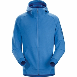 Click to enlarge image of ARC'TERYX Word On End Full-Zip Hoody (Men's)