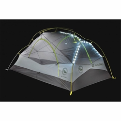 Click to enlarge image of Big Agnes Krumholtz UL 2 mtnGLO Tent w/Goal Zero