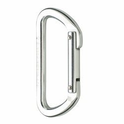 Click to enlarge image of Black Diamond Light D Carabiner