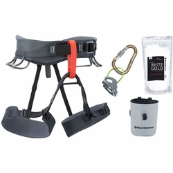Click to enlarge image of Black Diamond Momentum Climbing Package
