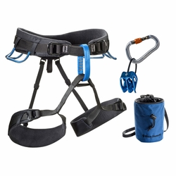 Click to enlarge image of Black Diamond Momentum DS Harness Package