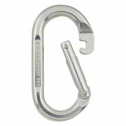 Click to enlarge image of Black Diamond Oval Carabiner