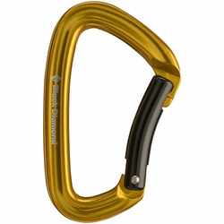 Click to enlarge image of Black Diamond Positron Carabiner