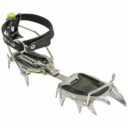 Click to enlarge image of Black Diamond Snaggletooth Crampons - Pair