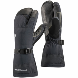 Click to enlarge image of Black Diamond Soloist Finger Gloves