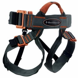 Click to enlarge image of Black Diamond Vario Speed Climbing Harness