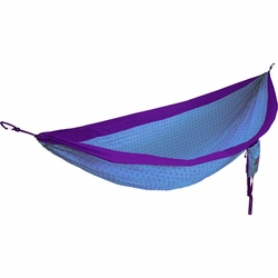 Click to enlarge image of ENO DoubleNest Flower of Life Hammock