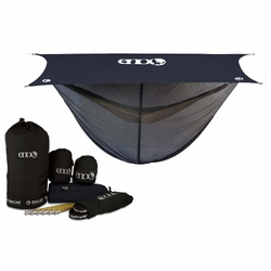 Click to enlarge image of ENO DoubleNest OneLink Hammock Sleep System