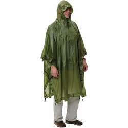 Click to enlarge image of Exped Bivy Poncho UL