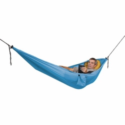 Click to enlarge image of Exped Travel Hammock Plus