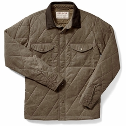 Click to enlarge image of Filson Hyder Quilted Jac-Shirt (Men's)