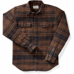 Click to enlarge image of Filson Vintage Flannel Work Shirt (Men's)