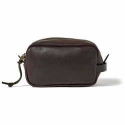 Click to enlarge image of Filson Weatherproof Leather Travel Case