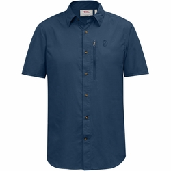 Click to enlarge image of Fjallraven Abisko Hike Shirt SS (Men's)