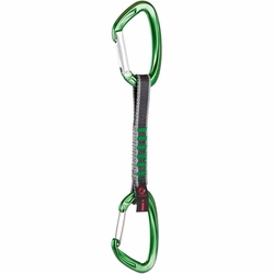 Click to enlarge image of Mammut Crag Indicator Wire Express Set Quickdraw
