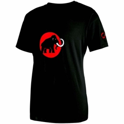 Click to enlarge image of Mammut Logo T-Shirt (Men's)