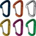 Mammut Wall Light Carabiner Sixpack (6 Pack)