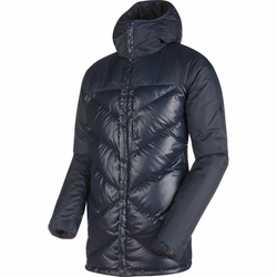 Click to enlarge image of Mammut Whitehorn IN Hooded Parka (Men's)