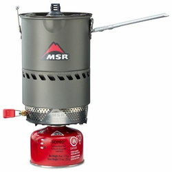 Click to enlarge image of MSR Reactor Stove System