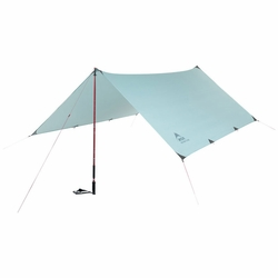 Click to enlarge image of MSR Thru-Hiker 70 Wing Tarp Shelter