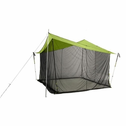Click to enlarge image of NEMO Bugout 12 x 12 Tarp Shelter