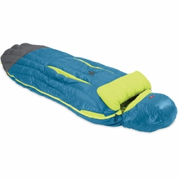 Click to enlarge image of NEMO Disco 15 Spoon Shaped Sleeping Bag