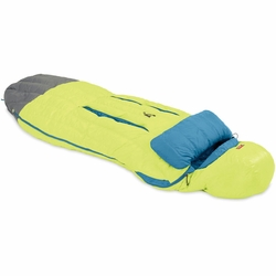 Click to enlarge image of NEMO Disco 30 Spoon Shaped Sleeping Bag