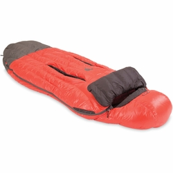 Click to enlarge image of NEMO Riff 30 Spoon Shaped Sleeping Bag
