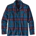 Patagonia Long-Sleeved Fjord Flannel Shirt (Men's)