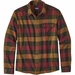 Patagonia Long-Sleeved Lightweight Fjord Flannel Shirt (Men's)