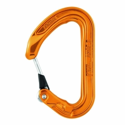 Click to enlarge image of Petzl ANGE S Carabiner
