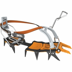 Click to enlarge image of Petzl LYNX Crampons - Pair