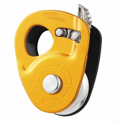 Click to enlarge image of Petzl MICRO TRAXION Pulley