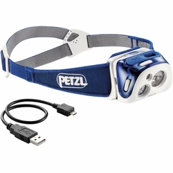 Click to enlarge image of Petzl REACTIK Headlamp
