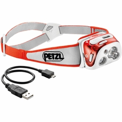 Click to enlarge image of Petzl REACTIK+ Headlamp