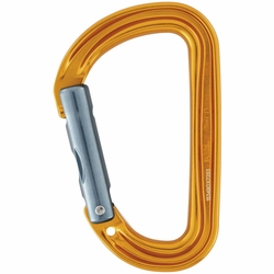 Click to enlarge image of Petzl SM'D Wall H-Frame Carabiner