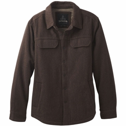 Click to enlarge image of prAna Wooley Jacket (Men's)
