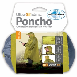 Click to enlarge image of Sea to Summit Ultra-Sil Nano Poncho