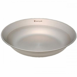 Click to enlarge image of Snow Peak Tableware Dish